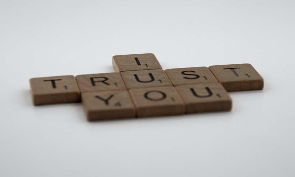 comment l'ux peut vous aider à donner confiance en ligne