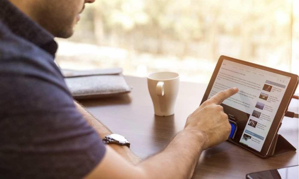 les locations de tablette dans les entreprises